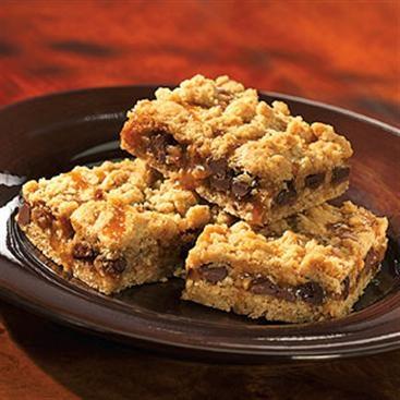 Oatmeal Carmelitas http://www.hostacookieparty.com/recipes/showstopper ...