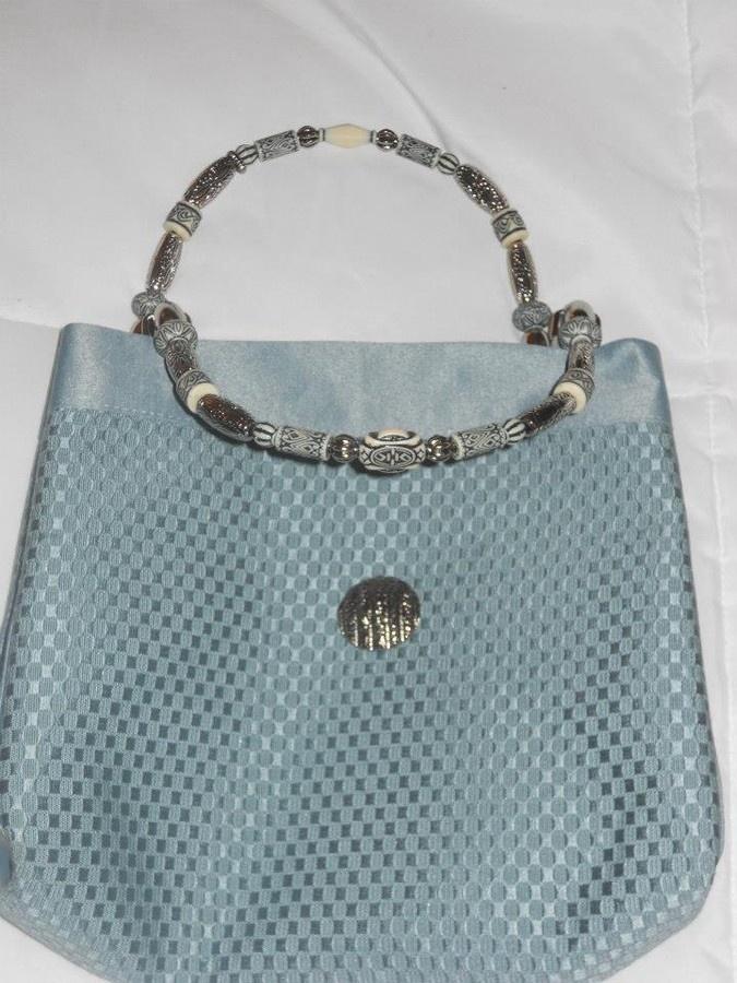 Placemat purse Purses -Totes Pinterest
