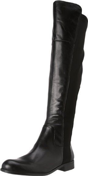 Pin by katie fashion frugality on wish list pinterest for Franco sarto motor over the knee boots