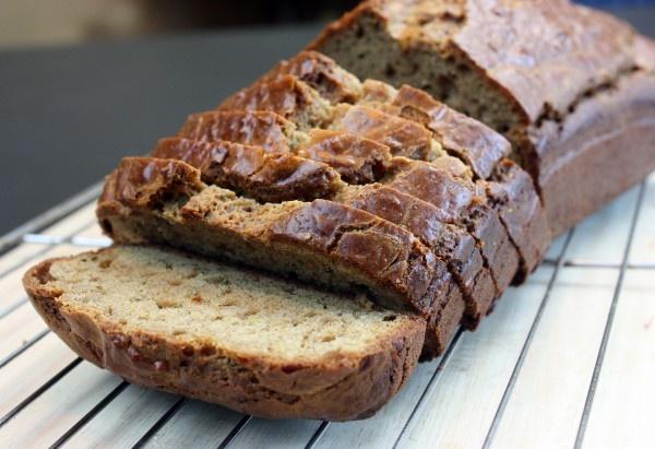 Healthy Gluten-Free Rosemary Olive Oil Bread