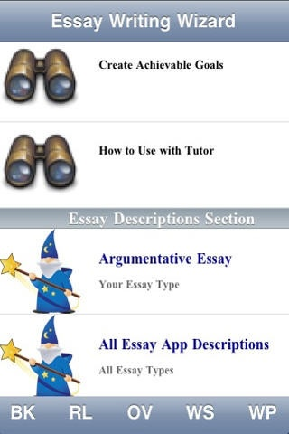 id essay