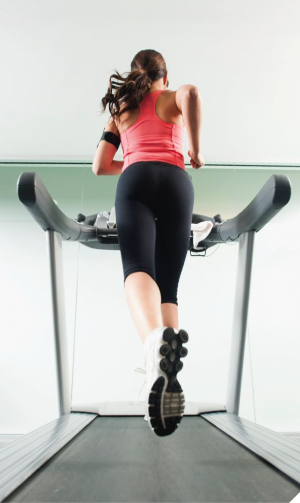 Crazy Treadmill Workout: Three Moves That Won't Bore You