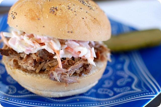 Spicy Dr. Pepper Shredded Pork | Slow Cooker | Pinterest