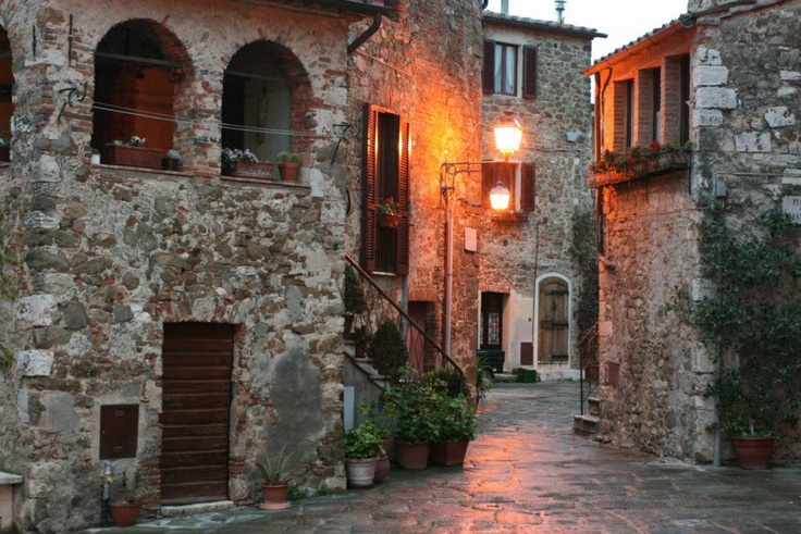 Montemerano, Tuscany