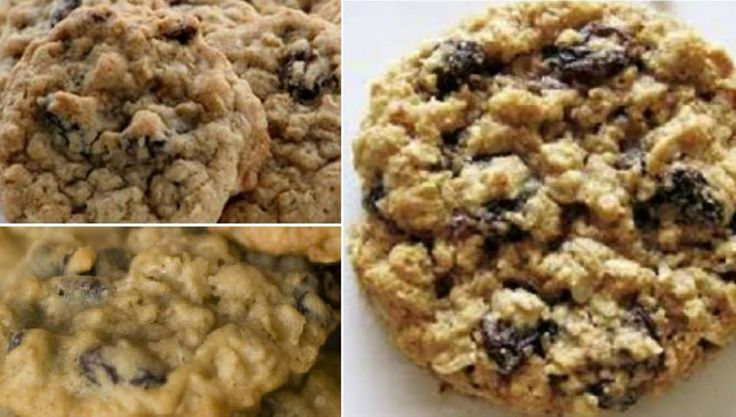 Granny's Oatmeal Raisin Cookies - HowToInstructions.Us