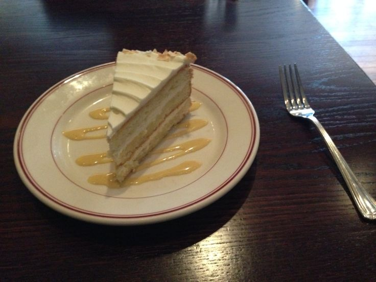 Coconut #Cake – Layers of White Cake with Southern Comfort Cream ...