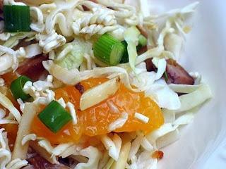 Chicken Ramen Salad!!
