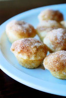 French Breakfast Puffs | Breakfast | Pinterest