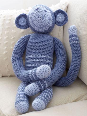 Free Amigurumi Sock Monkey Crochet Pattern : CROCHET PATTERNS FOR SOCK MONKEYS Crochet Patterns Only