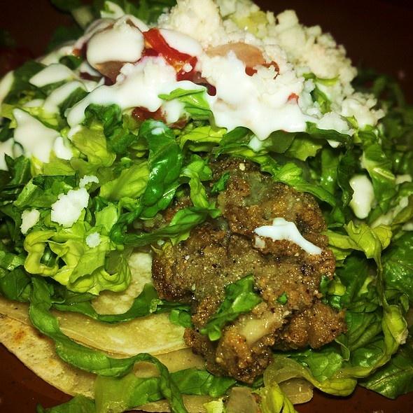 Fried Oyster Tacos @ TQLA Houston | Food Porn | Pinterest
