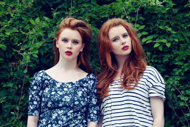 Can never redheaded porn twins referred