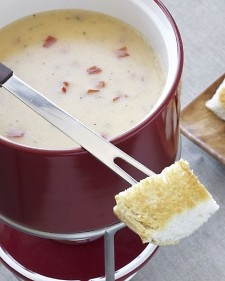 Cheddar and Ranch Fondue. We're planning a Fondu for Christmas so ...