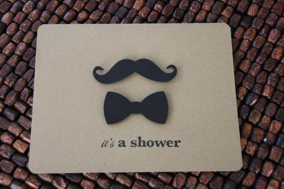 Mustache And Bow Tie Baby Shower Invitations is one of our best ideas you might choose for invitation design