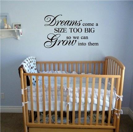 future baby boy's room...