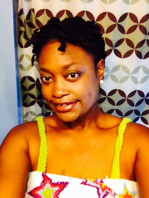 short locs, relaxer to locs, pipe cleaner curls in locs, natural hair