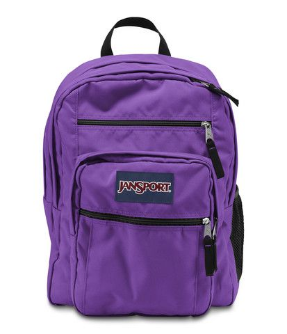 Jansport Big Student Backpack - Purple Night Available at www ...