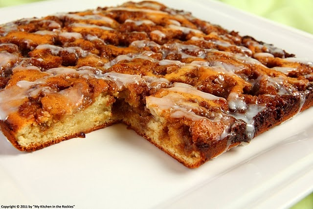 Cinnamon Bun Bread | Breakfast | Pinterest