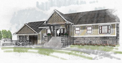 raised bungalow house plans raised bungalow house plans pinterest