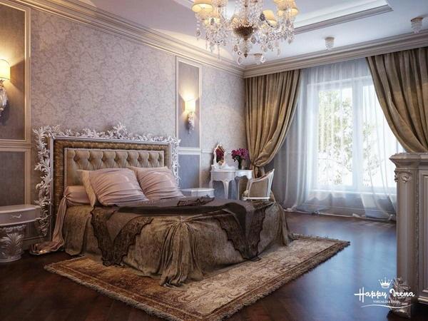 Decoration Salon Bleu Et Gris : Beautiful master bedroom!  Home Sweet Home  Pinterest