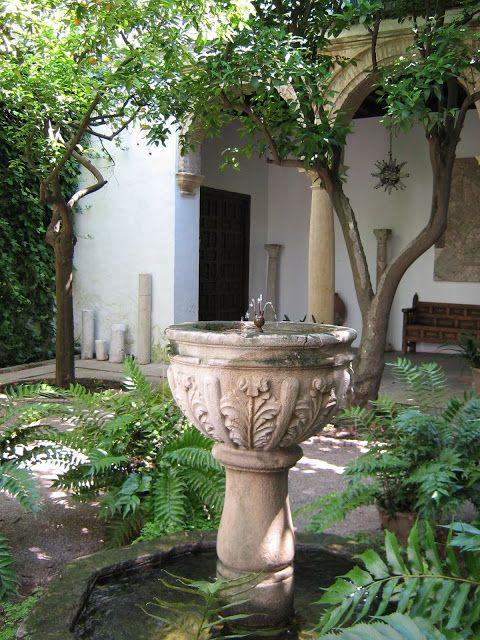 my castle in spain: Palacio de Viana en Cordoba