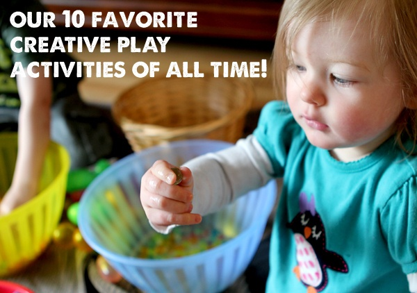 Our top 10 play activity ideas ever