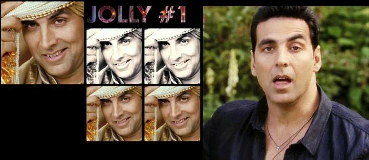 Akshay kumar from Hous...
