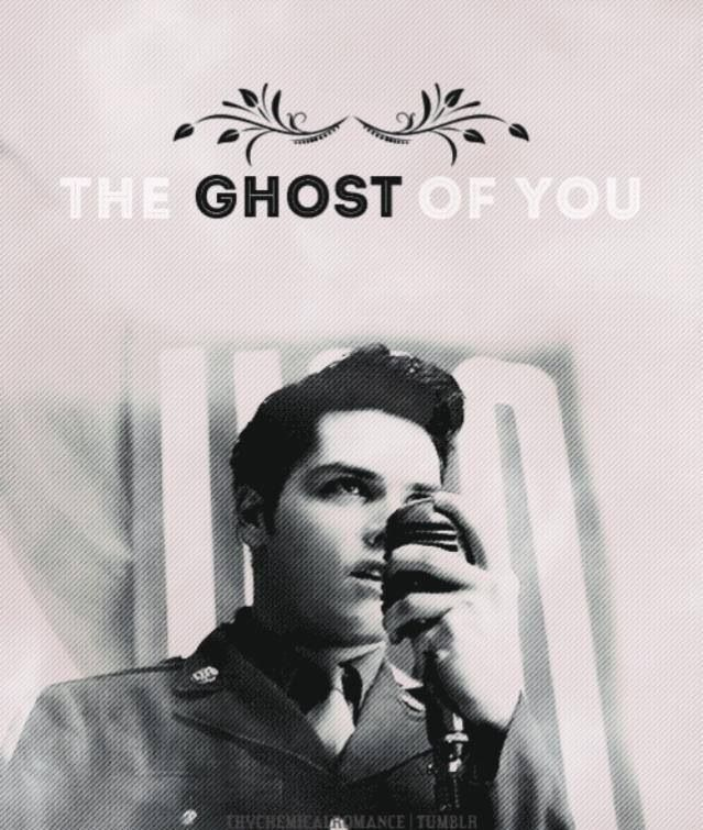 my ghost of you: