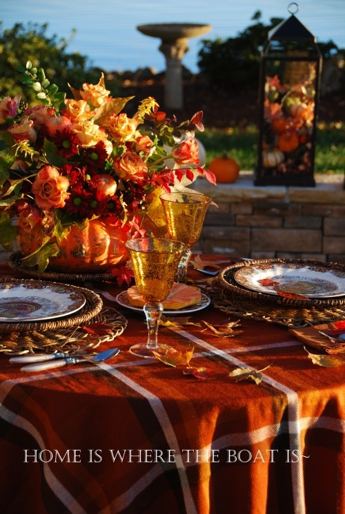 beautiful thanksgiving table setting thanksgiving