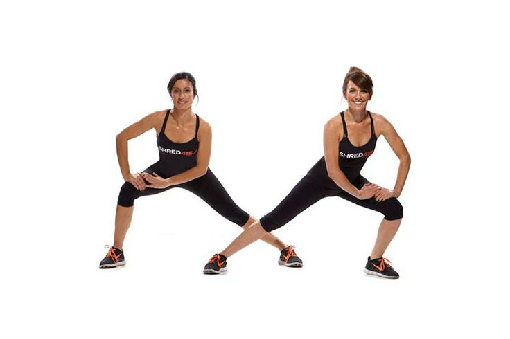 Warm Up Stretching Exercises | Exercise and Fitness | Pinterest
