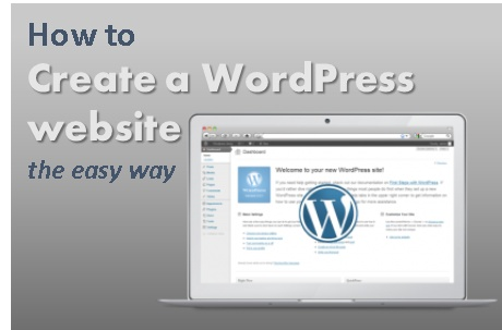 how to use wordpress to design a website