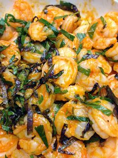 Sriracha-Buttered Shrimp | Food and Recipes | Pinterest