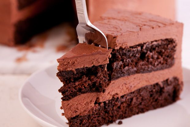 Vegan Chocolate Cake and Frosting | Good Eats | Pinterest