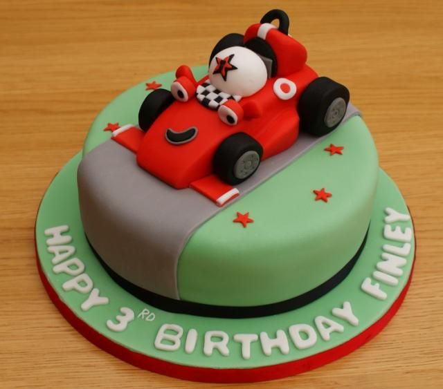 Roary The Racing Car  Milkshake cake ideas  Pinterest