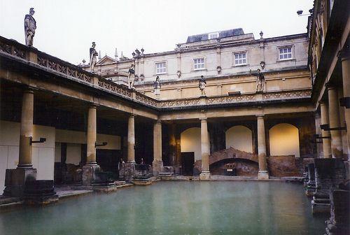 Baño De Vapor Romano: que estaban viguilados por un esclavo – Laconicum: baño de vapor
