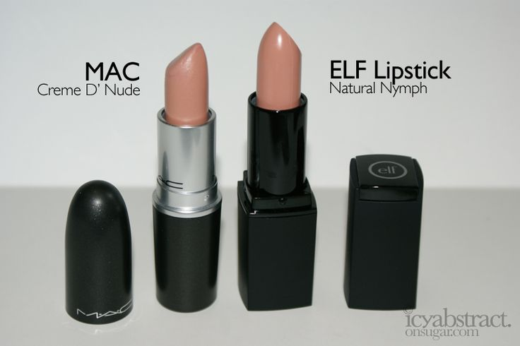 so many great drugstore dupes from MAC to NARS to benefit!