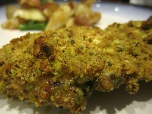 Pistachio Chicken. So good!!   Dinner   Pinterest