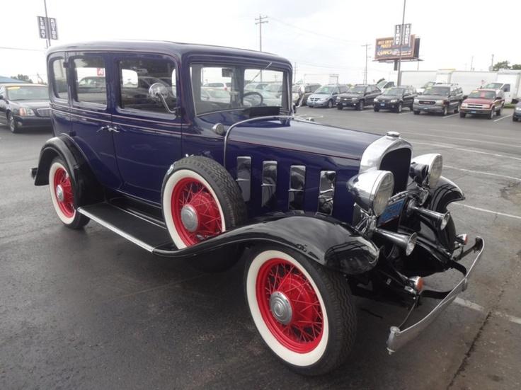 1932 chevrolet 4 door sedan deluxe for 1932 chevrolet 4 door sedan