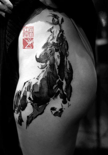 Tattoo temple hong kong tattoo animals pinterest for Hong kong tattoo