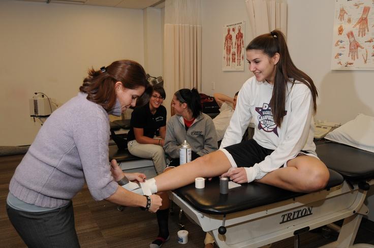 Athletic Training college now program