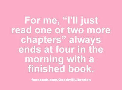 Yes! Except I would end up falling asleep before 4...... :D