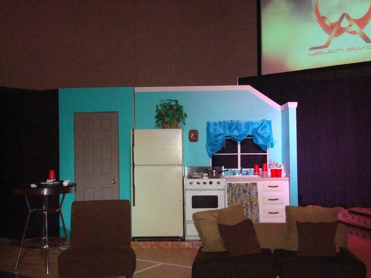 Pin by silver point productions events on stage set for Door no 3 design production