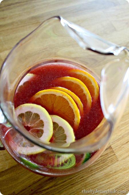 classic sangria recipe | Liquid Refreshers | Pinterest