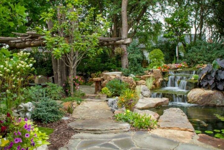 dream backyard fantasy backyard ideas pinterest