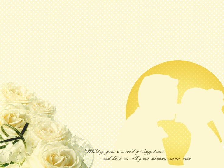 how to create a wedding slideshow in powerpoint