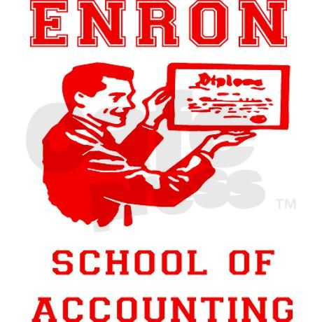 enron case study accounting