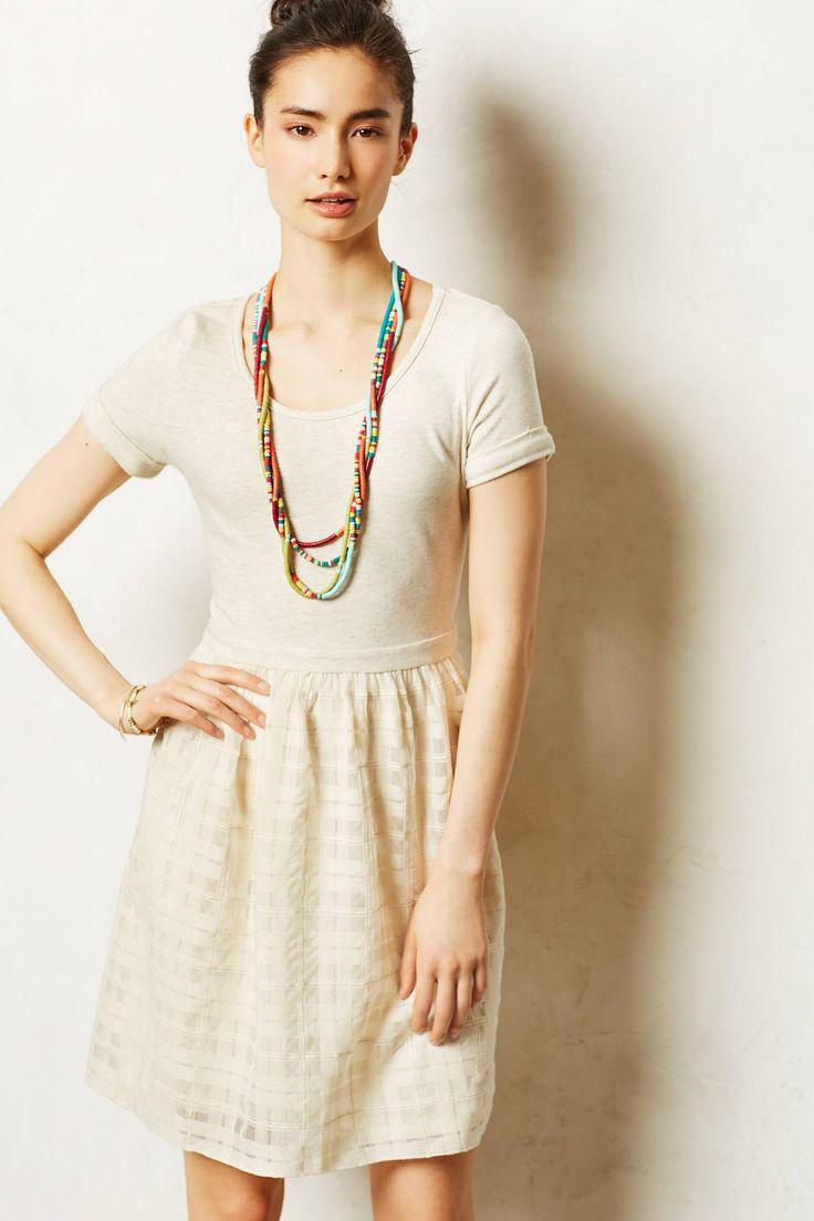 Veris dress for Anthropologie pinterest