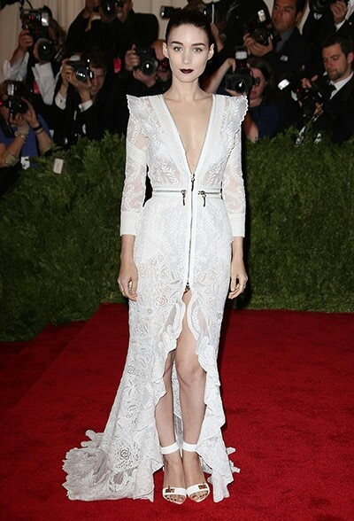 Rooney mara in givenchy what would willona wear pinterest