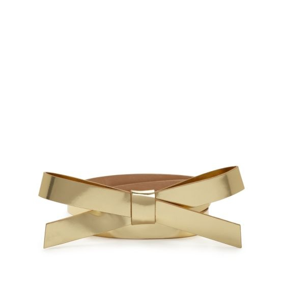 Kate spade kate spade thin bow belt things that should be mine