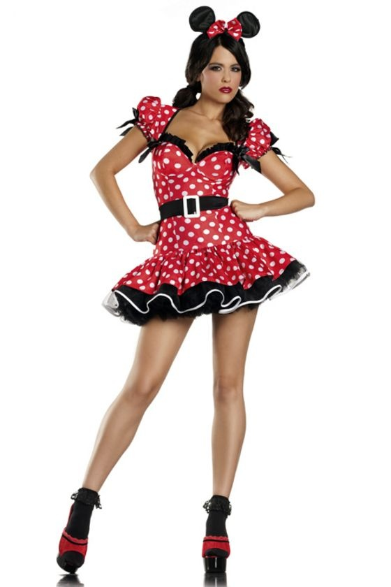 Mickey Mouse - Mickey Mouse and Minnie Mouse Costumes