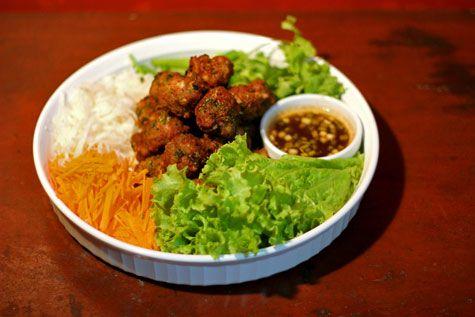 Shrimp and Pork Meatball Wraps | Sushi Bytes – Photo essays ...